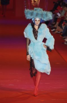 Christian Lacroix Couture Fall 2002