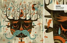 Alberto Cerriteño | Illustrator • Animator • Director