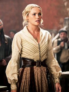 retroturtle1:  bonnypirate:x.Hannah New as Eleanor Guthrie in Black Sails
