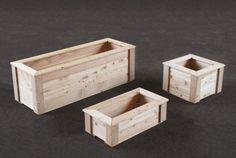 Square / Rectangle Planter Boxes