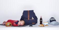 Developed for the baby #diaperbag #stelleveske #pusletaske #babybag #nappybag #skötväska #itskaos @byaksel