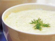 Juustoinen kesäkurpitsakeitto - Reseptit My Favorite Food, Favorite Recipes, Soup Recipes, Mashed Potatoes, Bakery, Curry, Good Food, Pudding, Dinner