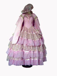 Venice Atelier historical costume 1800s #historical #costume #dress #carnival #1800s & 53 best Costumes 1800s for women images on Pinterest | Costume ...