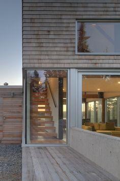 Martin-Lancaster House / MacKay-Lyons Sweetapple Architects/ Nova Scotia, Canada
