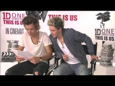Harry and Niall singing  - I LOVE THIS!!!!! WATCH IT!!! -NARRY FEELLSSS OHGOD WHY