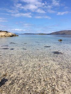 Coral beach, Plockton, Scotland