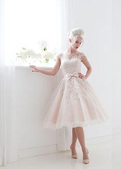 De leukste korte trouwjurken voor 2015 | In White