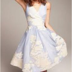 Bridal shower dress maybe?
