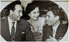 محمد فوزي و مديحة و عبد الحليم