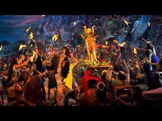 The Ten Commandments golden calf scene. DeMille's The Ten Commandments movie. Jesus Son, Jesus Christ, Golden Calf, Star Wars, Ten Commandments, The Millions, Worship, Evolution, Blessed