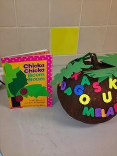 Chicka Chicka...: Book Character Pumpkin