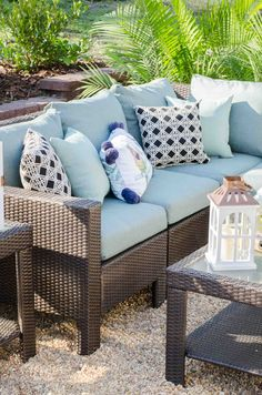 1000+ images about Mobilier Jardin on Pinterest  Wicker, Outdoor ...