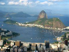 I miss Brasil!