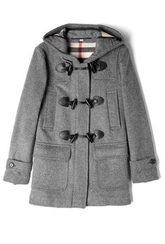 Duffle Coats For Children