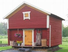 . Old Farm Houses, Saunas, Nordic Design, Cozy Cottage, Scandinavian Home, Little Houses, Finland, Cottages, Countryside