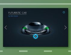 """Check out new work on my @Behance portfolio: """"Gallery for car + Futuristic Car."""" http://be.net/gallery/44913767/Gallery-for-car-Futuristic-Car"""