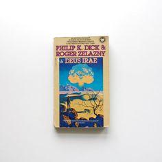 Deus Irae  Philip K Dick and Roger Zelazny by ThisCharmingManCave, $10.00