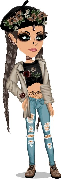 (~ Don't copy please ~) ~Random aesthetic look because the msp themes are shit~ Uk Account: Swagergirlmotion101