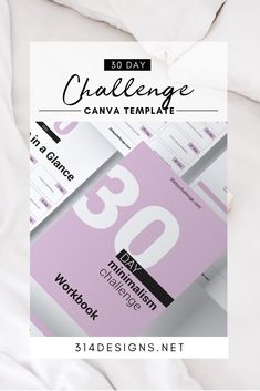 Fully Editable Canva Template to Design a workbook for your next project such as e-course, webinar or opt-in freebie Travel Brochure Template, Brochure Design, Indesign Templates, Print Templates, Co Design, Graphic Design, Online Presentation, Lead Magnet, 30 Day Challenge