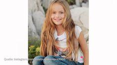 """Neunjährige Russin ist """"schönstes Mädchen der Welt"""""""