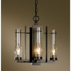 Buy the Hubbardton Forge Bronze Direct. Shop for the Hubbardton Forge Bronze New Town 4 Light Wide Taper Candle Mini Chandelier with Customizable Glass Shade and save. Mini Chandelier, Rustic Chandelier, Chandelier Shades, Chandelier Lighting, Small Chandeliers, Pendant Lights, Cabin Lighting, House Lighting, White String Lights