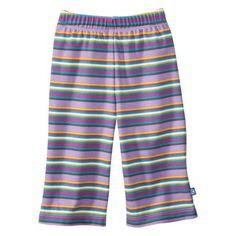 ZUTANOBLUE Newborn Girls Stripe Pant - Purple/Pink.Opens in a new window. $13