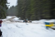 WRC Sweden now on in2motorsports.com