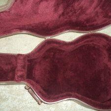 Martin 000 style acoustic case (for my Yamaha FG 150)