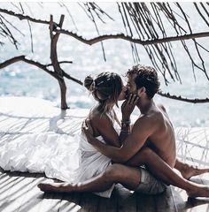 Couple Goal | Vacation | Romantic | Kiss | Cute