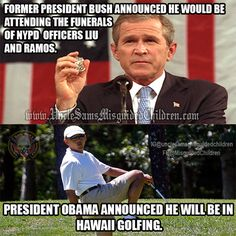 Amen To This One and Obama Looks as If He's Posing For The Daily Crapper Award Of The New Year Bush Family, Raised Right, Conservative Politics, Political Views, Screwed Up, Former President, God Bless America, Way Of Life, Current Events