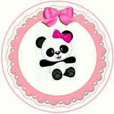 Pandaaa Panda Decorations, Diy Party Decorations, Party Themes, Panda Themed Party, Bear Party, Pink Panda, Panda Bear, Panda Candy, Panda Baby Showers