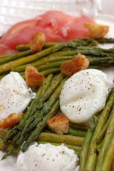 keller asparagus coins dine o mite ad hoc asparagus with chive oil ...