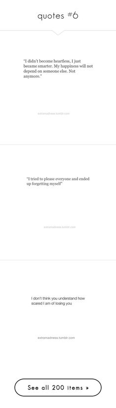 """quotes #6"" by briana-is-hungry ❤ liked on Polyvore featuring text, fillers, quotes, words, fillers., scribble, saying, phrase, magazine and doodle"