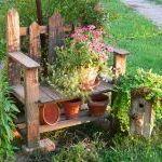 bench pots