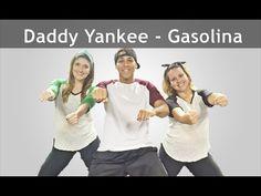 Daddy Yankee - Gasolina Prof. Brown ( Zumba) - YouTube