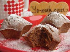 Kahveli Muffin Resmi