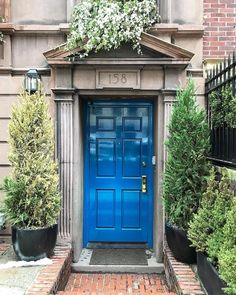 Someone wake me up when it's finally spring. (at Upper East Side) Mission House, Upper East Side, Wake Me Up, Doorway, Entrance, Garage Doors, Nyc, Spring, Outdoor Decor