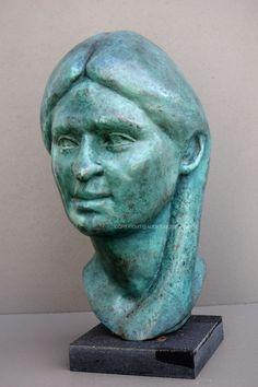 AUDFRAY Etienne, sculpture en bronze - OTT Marige- I/IV - 2002