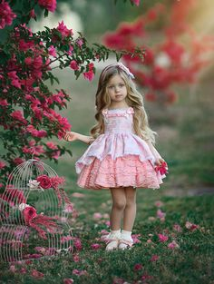 Sugar Collection by Irina Chernousova - Photo 251223189 / Little Girl Outfits, Little Girl Fashion, Cute Little Girls, Little Dresses, Little Girl Dresses, Toddler Fashion, Fashion Kids, Kids Outfits, Girls Dresses