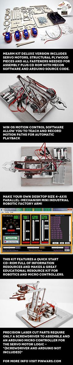 How to make your first robot using arduino
