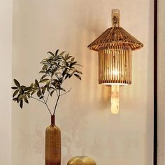 HQ Bamboo Wall Lamp Wooden Lamp Table Lamp Desk Lamp | Etsy Bamboo Pendant Light, Bamboo Light, Bamboo Lamp, Rustic Pendant Lighting, Wall Sconce Lighting, Wall Sconces, Wall Lamps, Wall Mount Light Fixture, Wall Mounted Light