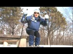 Snow shoeing tips from Polk County Conservation!