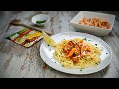 Tirinhas de Peru com Cogumelos e Molho de Tomate - YouTube