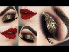 Assista esta dica sobre Maquiagem Luxo Natal com Produtos Nacionais - Christmas Makeup Tutorial e muitas outras dicas de maquiagem no nosso vlog Dicas de Maquiagem.