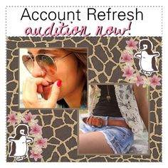 """Account Refresh + Auditions are open!"" by great-girly-tips ❤ liked on Polyvore featuring beauty and setsbym"