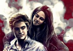 Bella and Edward  By: Alicexz