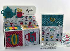 #I'mbringingbirthdaysback - Creative Circle Design Team Blog Hop - Created by Sandy Mott, The Scrap n' Stamp Shop