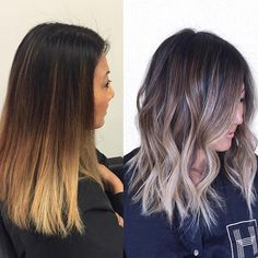 Another amazing transformation by Habit stylist @hairbybrittanyy