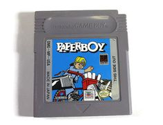 Paperboy for Original Nintendo Game Boy 1990 Retro by Retro8Games