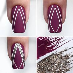 Nail art is a very popular trend these days and every woman you meet seems to have beautiful nails. It used to be that women would just go get a manicure or pedicure to get their nails trimmed and shaped with just a few coats of plain nail polish. Toe Nail Art, Nail Art Diy, Easy Nail Art, Diy Nails, Cute Nails, Best Nail Art Designs, Toe Nail Designs, Simple Nail Designs, Beautiful Nail Designs